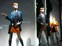Mary Portas Inspired Mannequin? Zara,Oxford Circus
