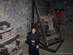 by the Spanish Inquisition at The Torture Museum, Guanajuato, Mexico