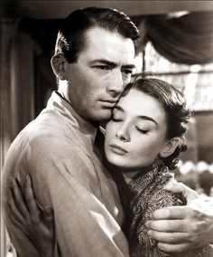 roman holiday (william wyler, 1953) my favorite movie