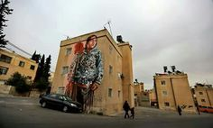 Graffiti Art in #Amman  فن الجرافيتي بعمان
