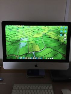 """Imac 21.5"""" desktop #computer with mac superdrive and mac #office 2011 #download k,  View more on the LINK: http://www.zeppy.io/product/gb/2/162129198700/"""