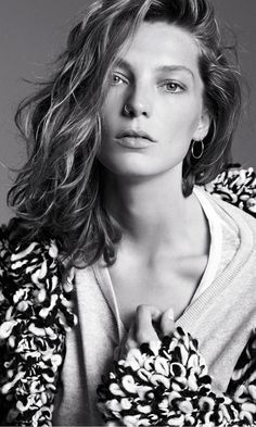 H&M Teases Us with First Isabel Marant Campaign Pic Starring Daria Werbowy