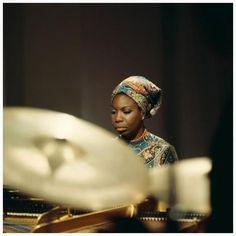 theswinginsixties:  Nina Simone