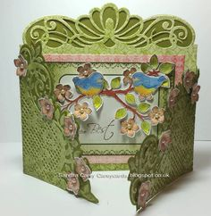 Birds of a feather by sandra35 - Cards and Paper Crafts at Splitcoaststampers