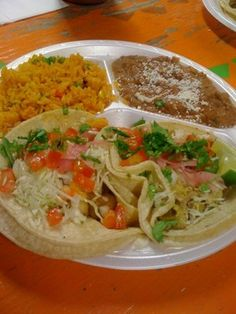 Authentic Mexican food that's good and cheap.    http://www.taco-bus.com