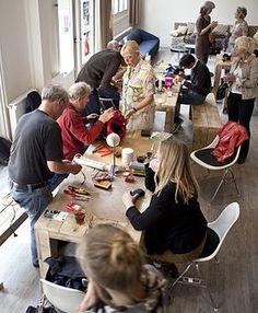Repair Café - Wikipedia, the free encyclopedia