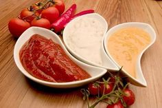 Tasty sauce to dishes cooked on the grill. Dips, Cooking Sauces, Slim Diet, Cooking On The Grill, Russian Recipes, Spice Blends, Preserving Food, Salad Dressing, Ketchup