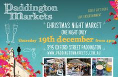 Metro Apartments on Darling Harbour: Christmas Night Market