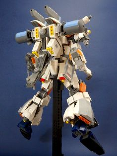 JAN's GUNDAM GAIA built with LEGO: Full Review, Info | GUNJAP