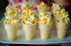Olympic torch cups