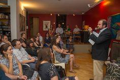 Na última semana, Daniel Annenberg, ex-diretor-presidente do Detran-SP e criador do Poupatempo, foi o palestrante da Jewish IN na residência de Vivian Orni