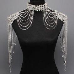 """Royalty"" Body Chain"