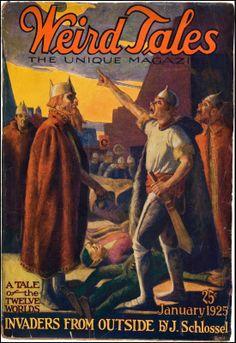 Weird Tales | Weird Tales 1923 - 1925