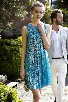 Shimmer Spot Dress #anthropologie #anthrofave