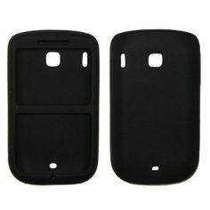 Black Silicone Gel Skin Cover Case for HTC Ozone XV6175 [Accessory Export Brand] (Wireless Phone Accessory)  http://www.amazon.com/dp/B002JAZ252/?tag=heatipandoth-20  B002JAZ252