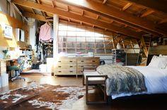 Joyce's Modern & Personalized West Oakland Loft