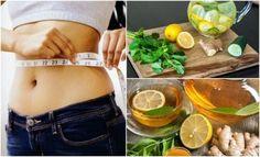 I lang tid har kombinationen af ingefær og citron været på listen over naturlige midler til at bekæmpe oppustethed og tabe sig. Tab dig med ingefær og citron.