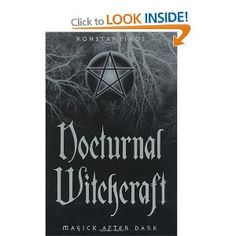 This book delivers a unique experience, beginning with an explanation of why some are drawn to the night and the aspects of deity that represent the dark, followed by powers and rituals available under the cover of shadow. From divining with the night to reading minds, from enhancing personal magnetism to altering reality, NOCTURNAL WITCHCRAFT fulfils the esoteric needs of anyone who appreciates dark mystique.