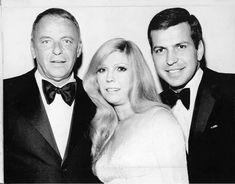 Frank, Nancy and Frank Jr. Sinatra