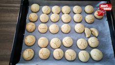 Tereyağsız Margarinsiz Harika Kurabiye Tarifi Hamburger, Eggs, Potatoes, Bread, Vegetables, Breakfast, Recipes, Food, Morning Coffee