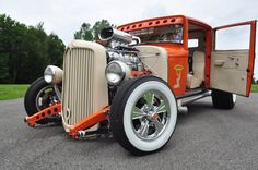 Brian Kohlmann's '31 Chrysler Coupe is not your average hot rod. http://www.streetrodlife.com/features/triple-threat/