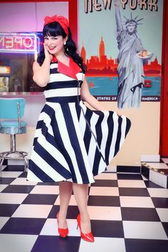 rockabella, rockAbeuty, Pin-up girl, wowdiner rockabilly dress, rockabilly style Rockabilly Kids, Rockabilly Hair, Rockabilly Outfits, Rockabilly Fashion, Rockabilly Style, Rockabilly Clothing, Punk Fashion, Fashion Boots, Fashion Tips