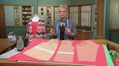 Start with a simple pattern and medium-weight knit fabric, plus a few sewing notions and you're ready to learn the basics of sewing with knits. Then, sew a versatile, yet carefree wardrobe in a minimum of sewing time with Nancy's streamline instructions. A swing jacket and top are the two wardrobe pieces featured in this first episode.