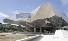 Coop Himme(l)blau's crystalline Musée des Confluences opens in Lyon | Architecture | Wallpaper* Magazine
