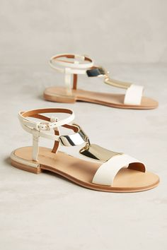 See by Chloe Anita Sandals Cute Sandals, Strappy Sandals, Cute Shoes, Me Too Shoes, Shoes Sandals, Heels, Flat Sandals, Sock Shoes, Shoe Boots