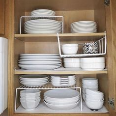 Tiny Home Kitchen Organization , Organized White Dishes. Tiny Home Kitchen Organization , Organized White Dishes. Tiny Home Kitchen Organization ,