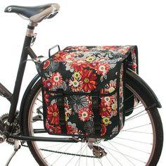 Beluko Shopper Bicycle Single Pannier Cycle Bike Shopping Commuters
