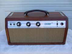 Custom Enclosure 70s Fender Champ Head
