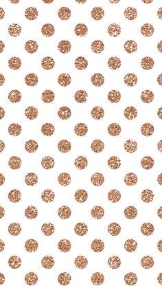 Wallpaper iphone dorado gold glitter polka dots ideas for 2019 Iphone 7 Wallpapers, Wallpaper Iphone Disney, Pretty Wallpapers, Tumblr Backgrounds, Cute Backgrounds, Wallpaper Backgrounds, Iphone Backgrounds, Rose Gold Glitter Wallpaper, Gold Polka Dots