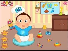 Adorable Twin Baby Game Gameplay