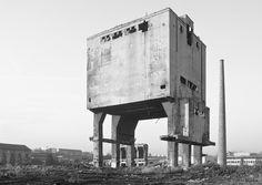 Kladno, coal bunker