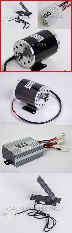 106 best electric motors images on pinterest motors electric and parts and accessories 11332 1000 w 48v dc electric motor kit w base speed controller publicscrutiny Gallery