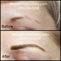 fill in sparse eyebrows at ibrowEmbroidery.com