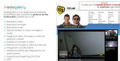 Mediagallery: gestione di contenuti multimediali da parte dell'utente e delle redazioni web.
