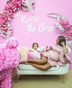 Pretty Pink Baby Shower Baby Brunch – MunaMommy Baby Shower Brunch, Shower Party, Baby Shower Parties, Baby Showers, Different Shades Of Pink, Baby Shower Gender Reveal, Baby Sister, Having A Baby, Amazing Flowers