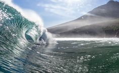 On closer inspection it appeared magical. Zig Zag, Closer, Surfing, Waves, Adventure, Outdoor, Image, Outdoors, Surf