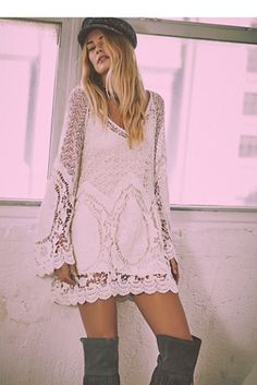 Free People Nikki Amore Dress at Free People Clothing Boutique