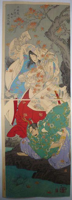tsukioka-yoshitoshi-1839-1892-warriors-