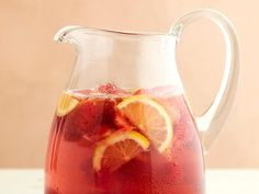 Get Rose Sangria Recipe from Food Network