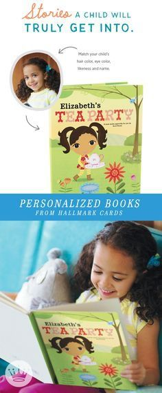 Make your favorite kid the star of a personalized Hallmark storybook! Customize the looks and names of the characters to create an awesome gift for birthdays, first day of school, preschool graduation, or any occasion you want to celebrate your little reader.