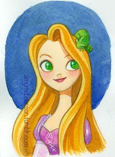 Crown Princess of Corona.