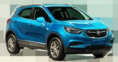 2017 Buick Encore Facelift Leaked In China, Debuts In New York #Buick #Buick_Encore