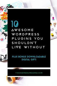 10 awesome WordPress