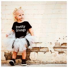 Pretty Grunge tee from Little Wonderland Clothing la #alternative #strut #igkiddies #fun #toddlers #kidsfashion #instagood #ootd #potd #streetwear #hipkids #music #fashion #styleblogger #streetfashion #grunge #90s #prettygrunge #littlewonderlandclothing