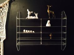 Lucite shelf by beacon9995 on Etsy