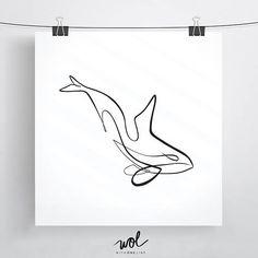 Orca Art Orca Print Killer Whale Art Orca Gift Ideas